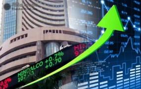 Closing bell: मजबूती के साथ बंद हुआ शेयर बाजार, सेंसेक्स 49517 के पार