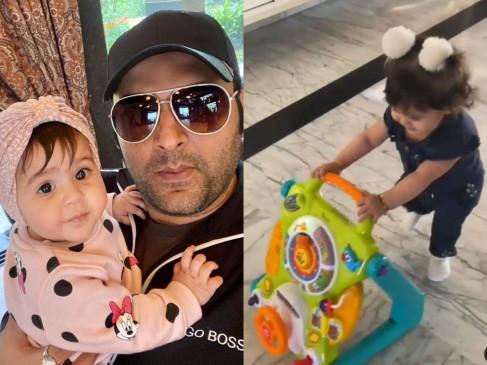 Video: कपिल शर्मा ने शो से लिया ब्रेक, बेटी के साथ कुछ ऐसे बिता रहे हैं समय