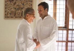 दुखद: कांग्रेस के दिग्गज नेता माधव सिंह सोलंकी का 94 वर्ष की आयु में निधन, चार बार बने गुजरात के मुख्यमंत्री