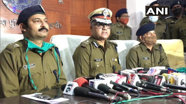 Crime: इंदौर में 70 करोड़ की MDMA ड्रग्स के साथ 5 गिरफ्तार
