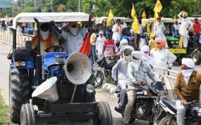 Farmer Protest: सरकार से बातचीत से पहले किसानों का शक्ति प्रदर्शन आज, संगठनों ने कहा- ट्रैक्टर मार्च 26 जनवरी को होने वाली रैली का ट्रेलर होगा