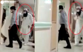 अभी भी कायम है हत्यारे गुरमीत राम रहीम का जलवा! वायरल Video में जेल जाने के बाद दिखी पहली झलक
