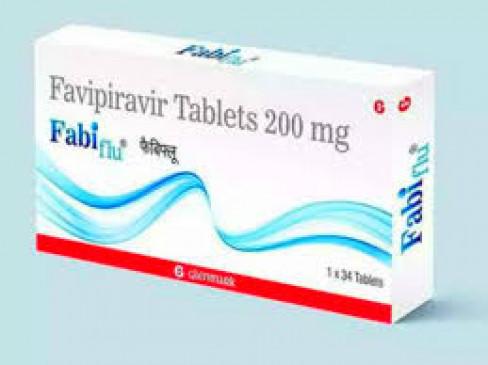 मार्केट से गायब हुई फैबफ्लू दवा, फेविपिराविर से चल रहा काम