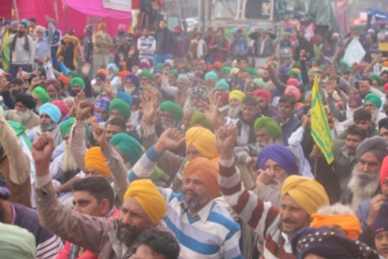 किसान आंदोलन का 58वां दिन : सरकार से 11वें दौर की वार्ता आज, कृषि कानूनों को वापस लेने मांग