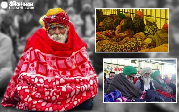 हर 16 घंटे में एक किसान की मौत, राहुल गांधी ने लिखा- जो बैठे हैं सिकुड़-ठिठुर कर, वो निडर किसान अपने ही हैं, ग़ैर नहीं
