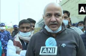 किसान नेता की आंखों में आंसू देख फिर पलटा आंदोलन का रुख, दिल्ली के उप-मुख्यमंत्री मिलने पहुंचे, भाजपा समर्थक शिअद ने कहा सरकार की दादागिरी नहीं चलेगी