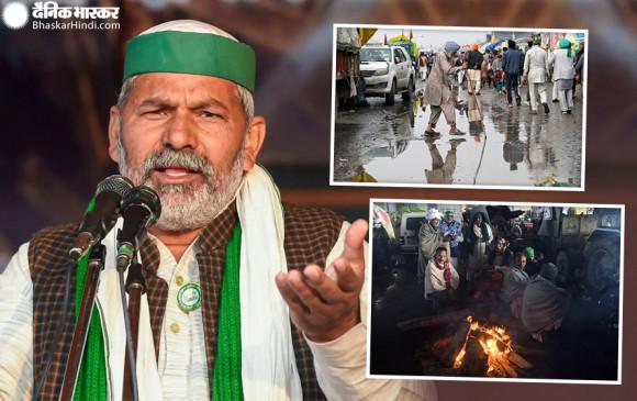 Farmers Protest: किसान संगठनों ने NIA के समन की निंदा की, 26 जनवरी को दिल्ली आउटर रिंग रोड पर परेड