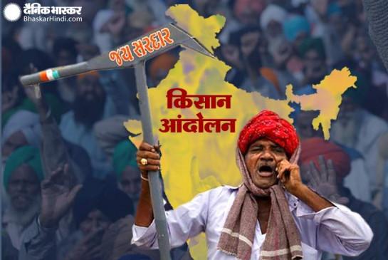 आंदोलन का 51वां दिन : सरकार के साथ नौवें दौर की वार्ता आज, किसान नेता बोले- 26 जनवरी को  देश का सिर ऊंचा करेंगे, दुनिया की सबसे ऐतिहासिक परेड होगी