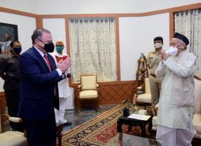 जार्जिया ने भारत से मांगा कोरोना टीका