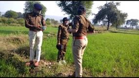 पाला में गला रेतकर युवती की हत्या - सोशल मीडिया पर फोटो वायरल होने के बाद परिजन ने की शिनाख्त