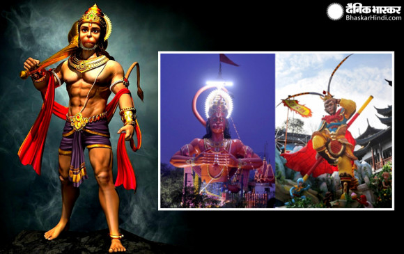 चीन में भी हैं भगवान हनुमान, ये है इसके पीछे की कहानी, एक वानर देवता ऐसे बना नायक