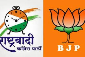 ग्राम पंचायत चुनाव : बीड में सबसे ज्यादा महिला उम्मीदवारों ने मारी बाजी, भाजपा-राकांपा बता रही खुद को नंबर-1