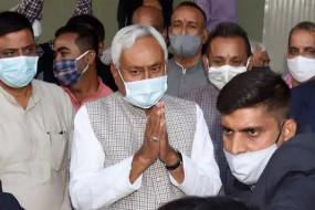 कैबिनेट विस्तार को लेकर बोले नीतीश कुमार, फैसला भारतीय जनता पार्टी को करना है