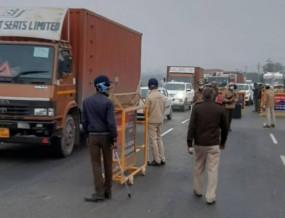 दिल्ली में हिंसा के बाद हरियाणा में हाई अलर्ट, DGP बोले- उपद्रवियों को बख्शा नहीं जाएगा