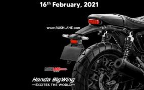 Honda CB 350 Cafe Racer भारत में 16 फरवरी को होगी लॉन्च, कंपनी ने जारी किया टीजर