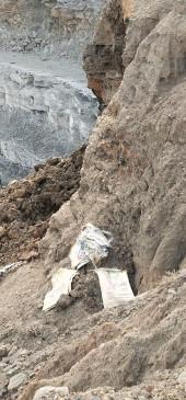 अवैध कोयला खनन... मिट्टी-पत्थर धंसकने से एक की मौत, दो घायल