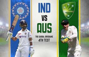 Ind vs Aus 4th test: गाबा की सूखी विकेट में पहले ही दिन दिखी दरारें, भारत को हो सकता खतरा, मजबूत स्थिति में कंगारू