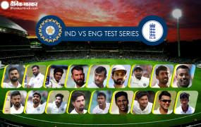 Ind vs Eng: इंग्लैंड के खिलाफ पहले दो टेस्ट के लिए टीम इंडिया का ऐलान, विराट, हार्दिक और ईशांत की वापसी, अक्षर पटेल नया चेहरा