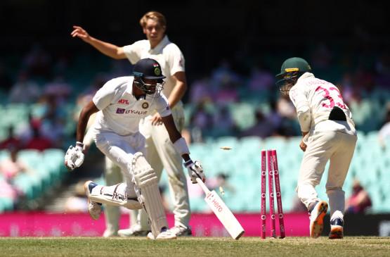 India vs Australia 3rd Test Day 3 Live Cricket Score: ऑस्ट्रेलिया का स्कोर 103/2, भारत पर 197 रन की बढ़त