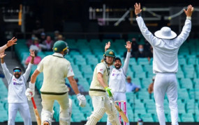 IND vs AUS, 3rd Test Live Score, Day 1: बारिश से धुला सिडनी टेस्ट का आधा दिन, ऑस्ट्रेलिया का स्कोर 166/2, डेब्यू मैच में सैनी को एक विकेट, पुकोव्स्की ने मारी फिफ्टी