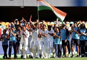 India vs Australia: 32 साल बाद ब्रिस्बेन में पहली बार टेस्ट हारी आस्ट्रेलिया, शुभमन गिल और ऋषभ पंत ने दिलाई भारत को शानदार जीत