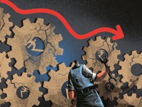 Economy: चालू वित्त वर्ष में भारत की जीडीपी में 7.7 फीसदी की गिरावट का अनुमान, 1952 से अब तक का सबसे बड़ा कॉन्ट्रेक्शन