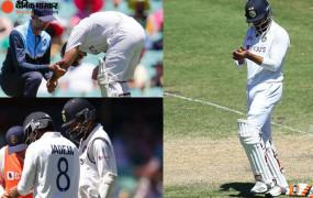 Ind Vs Aus: भारतीय टीम की मुश्किलें बढ़ी, रवींद्र जडेजा चोट के चलते चौथे टेस्ट से बाहर