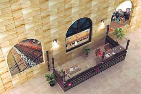 नागपुर रेलवे स्टेशन के महाराजा रिटायरिंग रूम का होगा कायाकल्प