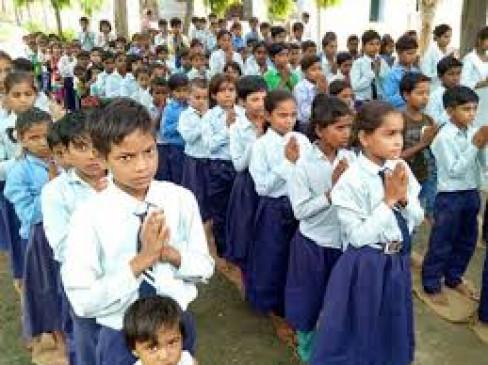 बच्चों को स्कूल भेजने के लिए केवल 14% पालकों ने दी सहमति