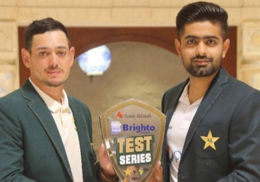 पाकिस्तान 13 साल बाद दक्षिण अफ्रीका टीम की मेजबानी करेगा, 2009 में आतंकियों ने किया था क्रिकेट टीम पर हमला