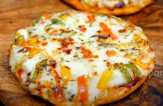 Pizza: घर पर बनाएं तवा मिनी आटा पिज्जा, आसान है रेसिपी