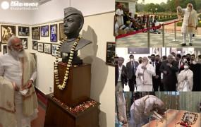 West Bengal: 'पराक्रम दिवस' समारोह में बोले PM मोदी- सोनार बंगाल की सबसे बड़ी प्रेरणा हैं नेताजी