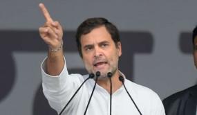 तमिलनाडु में राहुल गांधी बोले- किसानों को बर्बाद करने का षड्यत्रं रच रही है मोदी सरकार