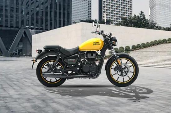 Royal Enfield Meteor 350 बाइक इतनी हो गई महंगी, जानें नई कीमत