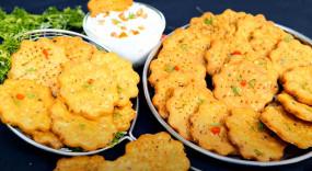 Snacks: घर पर बनाएं स्पाइसी राइस क्रैकर्स, चिप्स और कुरकुरे का भूल जाएंगे स्वाद