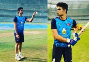 तेंदुलकर के बेटे ने किया मुंबई टीम से डेब्यू, पहला विकेट जिसका लिया वो बल्लेबाज पॉलिटिकल फैमिली से रखता है ताल्लुख