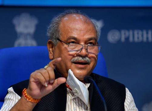 केंद्रीय कृषि मंत्री नरेंद्र सिंह तोमर की किसानों से अपील, गणतंत्र दिवस पर ट्रैक्टर परेड निकालने के फैसले पर पुर्नविचार करें