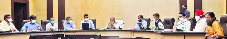 नागपुर में 16 से जिले के 23 केंद्रों पर वैक्सीनेशन