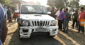 उमरिया में मंत्री के काफिले के साथ चल रहे वाहन ने युवक को रौंदा, मौके पर मौत