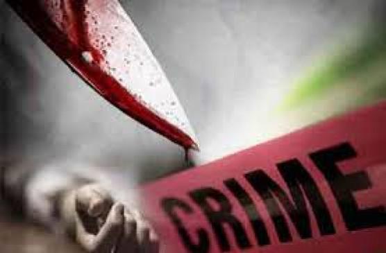 Crime : मामूली विवाद में युवक की हत्या, दुबई में रहती है मृतक की मां