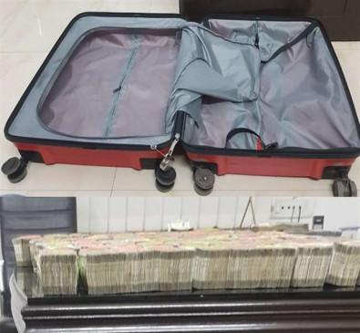 ट्रेन में मिला 1 करोड़ 40 लाख के नोटों से भरा बैग किसका ? मालिक की तलाश में जुटी रेलवे पुलिस