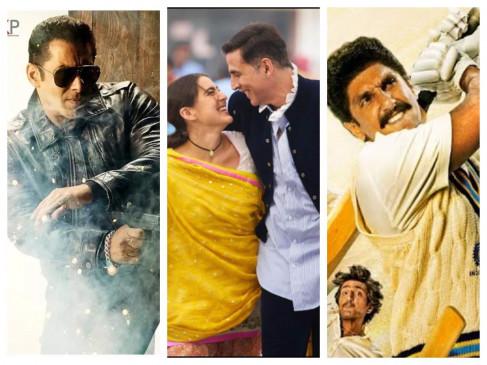 मनोरंजन का धमाका, जानिए, 3 दिन में कौन सी 11 बड़ी फिल्मों की रिलीज डेट आई सामने