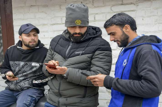 4G mobile internet service to be launched in Jammu and Kashmir after one and a half years