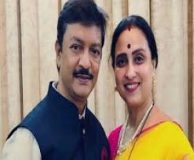 भाजपा नेता चित्रा वाघ के पति के खिलाफ आय से अधिक संपत्ति का मामला दर्ज