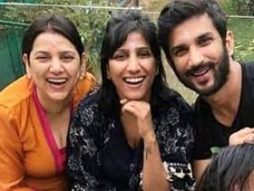 फिल्म अभिनेता सुशांत की बहन प्रियंका का रद्द नहीं हुआ मामला, दूसरी बहन को मिली राहत