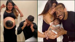 First Look: अनीता हसनंदानी के बेबी बंप में रोहित ने लगाई आग, बम फूटते ही बेटे आरव की झलक आई सामने