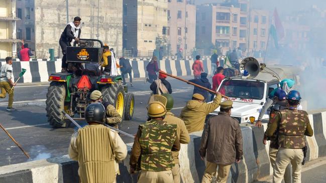 किसान आंदोलन पर अमेरिका की टिप्पणी का भारत ने जवाब दिया, सरकार ने कैपिटल हिल हिंसा से दिल्ली उपद्रव की तुलना की