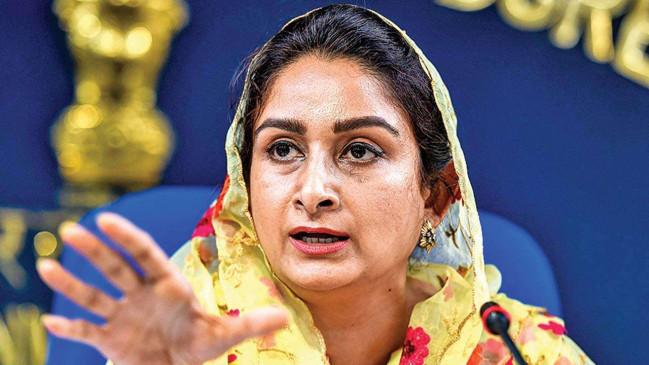 पंजाब में गुंडाराज, अमरिंदर सिंह को CM की कुर्सी पर बैठने का कोई हक नहीं- हरसिमरत कौर