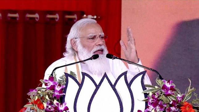 हुगली में बोले पीएम मोदी-जब तक सिंडिकेट, टोलाबाजों का शासन रहेगा, बंगाल का विकास तब तक संभव नहीं