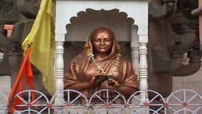 शरद पवार से पहले प्रतिमा आनावरण करने पहुंच गए भाजपा विधायक